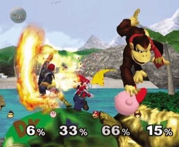 Super Smash Bros 64 Espanol