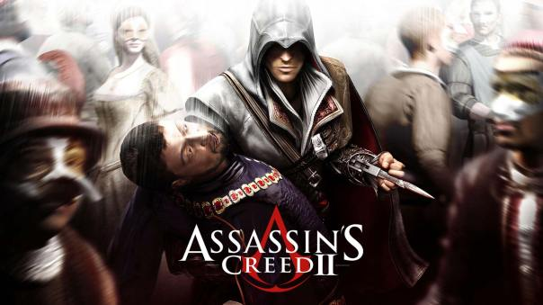 wallpaper Assassin's creed 2