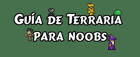 Guía de Terraria para novatos Terr