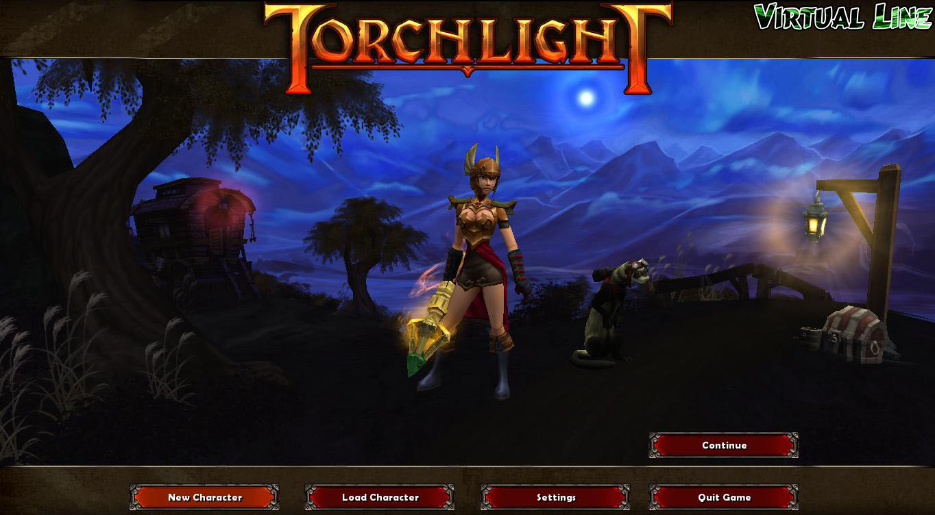 Torchlight Analisis Virtline