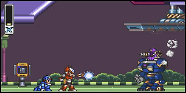 MegamanX 2