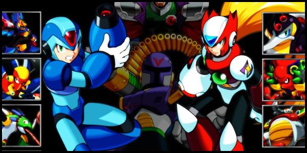 MegamanX 3