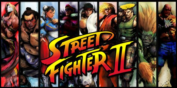 StreetFighter 2