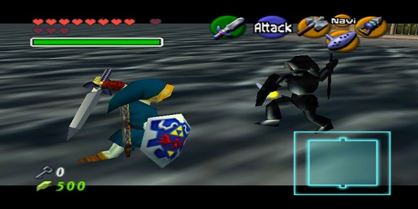 Zelda 3